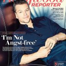 The Hollywood Reporter Magazine - IM NOT ANGST-FREE - OCT 9, 2015 - ISSUE (NEW)