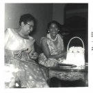 Vintage African American Photo Beautiful Pretty Women Laughing Black Americana