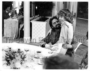 "Michael Douglas Jill Clayburgh in ""It's My Turn"" Original 8x10 Photo Movie 1980"