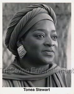 Tonea Stewart Photo Actor Talent Agency 8X10 Medium Headshot African-American US