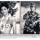 """Halle Berry Photo """"Race the Sun"""" 8X10 African-Ameican Celebrities 1990-1999 US"""