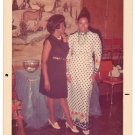 Vintage African American Pretty Mother Daughter Old Photo People Black Americana