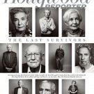 The Hollywood Reporter Magazine - THE LAST SURVIVORS - DEC 25, 2015 ISSUE (NEW)