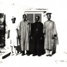 Vintage African American Photo Graduation Class School Men Old Black Americana
