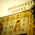 Madonna Hollywood Roosevelt Hotel 8x12 Photo Wall Art Print Color Original USA
