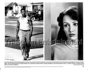 "Denzel Washington Photo ""Devil in A Blue Dress"" African-American Movie (1995) US"