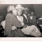 Vintage Smiling African American Couple Man Woman Date Old Photo Black People