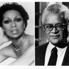 "Lola Falana Photo Rev. James Lawson NBC ""At One With"" African-American 1980s"