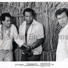 "JIM BROWN ""I ESCAPED FROM DEVIL'S ISLAND"" - MOVIE AFRICAN-AMERICAN PHOTO (1973)"