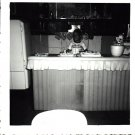 Vintage African American Photo Young Boy in Kitchen Children Old Black Americana