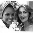 Jayne Kennedy Photo with Cornelia Sharpe Cover Girls TV African-American (1977)