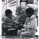 SHAVAR ROSS Signed Diff'rent Strokes GARY COLEMAN GORDON JUMP (WKRP) PHOTO 1983