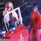 Melanie Kinnaman & Shavar Ross Signed Friday the 13th Part 5 Photo New Original