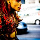 Hollywood Blvd Walk of Fame Photo Color Art Print Poster African American USA