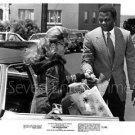 "Vintage - SIDNEY POITIER ""THE ORGANIZATION"" Movie African-American Photo (1971)"