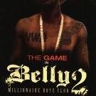 African American Collectible Movie BACKER CARD The Game BELLY 2