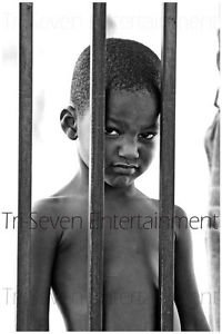 African American BLACK BOY 2000-2009 Original Print Snapshot Children & Infants