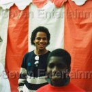 Candid Marlon Jackson Photo 1985 Children of the World Project African-American