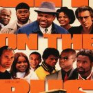 African American Collectible Movie BACKER CARD Spike Lee GET ON THE BUS