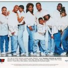 """Moesha"" TV Cast Photo w/ Brandy, Shar Jackson, Lamont Bentley African-American"