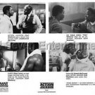 Carl Weathers Press Photo Snapshot Actor African-American Movie Celebrities 1988