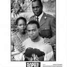 "ALFRE WOODARD & DANNY GLOVER - ""BOPHA"" PHOTO AFRICAN-AMERICAN CELEBRITIES 1993"