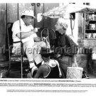 "Jonathan Winters Photo Richard Dreyfuss ""Moon Over Parador"" Movie Still 1988"