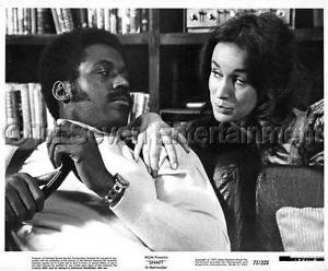 "RICHARD ROUNDTREE ""SHAFT"" MOVIE PRESS PHOTO - AFRICAN-AMERICAN ACTOR MGM (1971)"