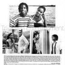 "JADA PINKETT SMITH & LARENZ TATE - ""THE INK WELL"" PHOTO AFRICAN-AMERICAN (1994)"