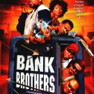 African American Collectible Movie BACKER Crooked I Spider BANK BROTHERS