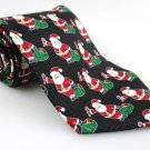 Men's New CHRISTMAS SANTA 100% Silk Tie Holiday NWOT Necktie Ties ST0125