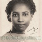 Antique African American Cabinet Card Old Photo Pretty Woman II Black Americana