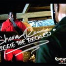 "SHAVAR ROSS SIGNED FRIDAY THE 13TH PART 5 ""REGGIE AND JASON"" (ORIGINAL)"