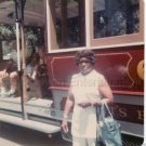 1970s Vintage African-American Middle Age Woman Old Photo Black People Color USA