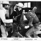 "Vintage SIDNEY POITIER ""DUEL AT DIABLO"" Movie Press Photo African-American 1966"