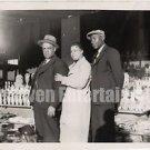 1940s African American Older Men Woman People Group Car Photo Black Americana