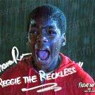 "SHAVAR ROSS SIGNED FRIDAY THE 13TH PART 5 ""REGGIE SCREAMS AT JASON"" (ORIGINAL)"