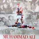 Muhammad Ali Poster w/ Bio African American Black History Boxing Boxer 18x24