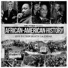 Black History Calendar 2016 African American