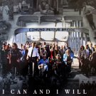Selma March Poster I Can And I Will 50th Anniversary African American (18x24)