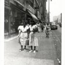 Vintage African American Women Old Photo 1950 Los Angeles Black Americana V08