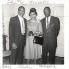 Vintage African American Family Friends Group Old Photo Black Americana SQ28