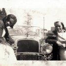 Antique Beautiful African American Pretty Women Photo Old Black Americana EVA08