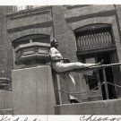 Vintage African American Woman Posing in Chicago Old Photo Black Americana HS61