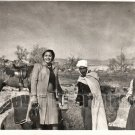 Vintage Pretty African American Woman Teacher Africa Photo Black Americana HS41