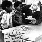 Shavar Ross Signed Diff'rent Strokes Gary Coleman Gordon Jump (WKRP) Photo 1983