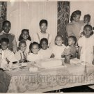 Vintage African American Children Large 8x10 Old Photo Black Americana HS52