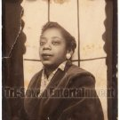 Vintage African American Sophisticated Lady Photo Booth Black Americana TPB22