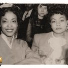 Vintage Pretty African American Women Birthday Bash Photo Black Americana HS87