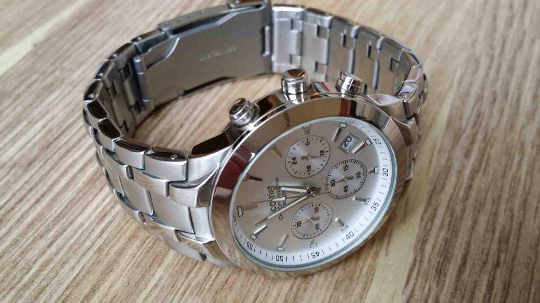 Accurist chronograph